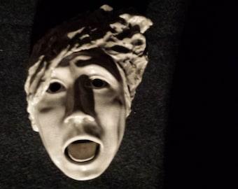 Face Sculpture: Untitled