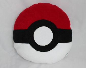 Pokemon Pokeball Cushion