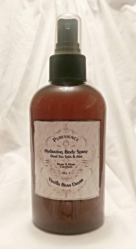Puressence Hydrating Body Spray Milk - ultimate skin nourishing body spray.
