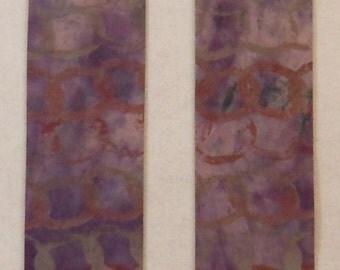 Purple Lenten Stole Penitential Cry