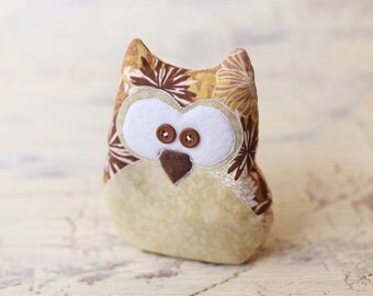 Owl Cold Pack - Rice