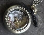 Assemblage Necklace, Pock...