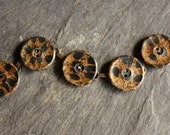 Antique  Button Bracelet,...