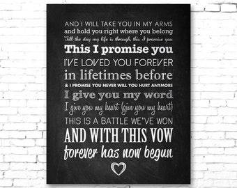 "N SYNC ""This I Promise You"" 