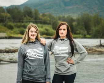 SALE- Alaska HOME boyfriend sweater