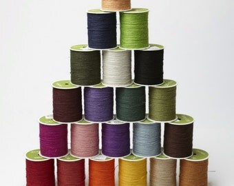 400 Yard String Burlap Ribbon 21 Colors Burlap Jute String Package Wrap