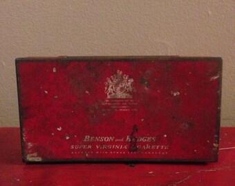 Benson & Hedges Tin