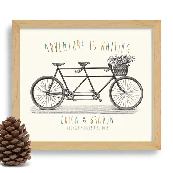 Wedding Gifts For Outdoorsy Couples : Gift Personalized Wedding Gift for Couples Anniversary gift for Couple ...