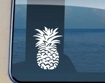 Pineapple Decal Hawaiian Fruit Sticker 411