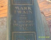 The 30,000 Bequest by Mark Twain