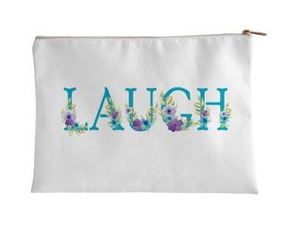 Pouch, LAUGH by Elderbrook Studio
