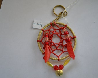 Key chain dreamcatcher