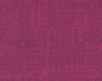 RJR - Vintage Made Modern by Amy Barickman - Glossary Fuchsia