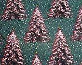Christmas, Christmas Tree, Hoodies by Blank Quilting, Trees, Christmas Fabric, 00452