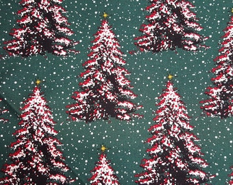 Christmas, Christmas Tree, Hoodies by Blank Quilting, Trees, Christmas Fabric, 00452