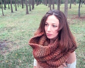 Big Cowl Scarf Bulky Cowls Women Chunky Infinity Scarf Huge Warm Scarves Large Knit Accessories Etsy Winter Knits Handmade Hooded Snood