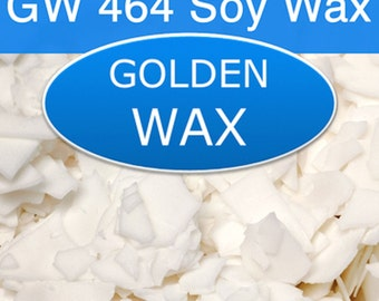 GW 464 Soy Wax Flakes Great For Candles Or Tarts ***Free Shipping With In The USA***