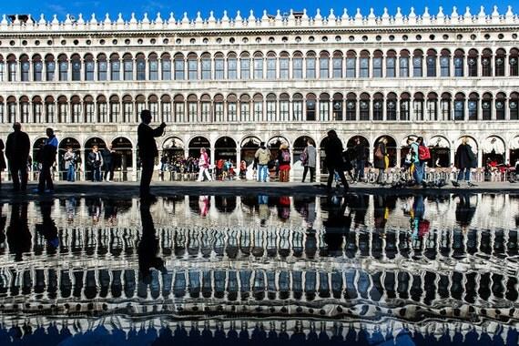 Travel Photography Venice Italy Wall Decor Home Decor