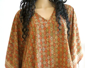 Plus size Kaftan, Caftan, Cover up, Summer Dress