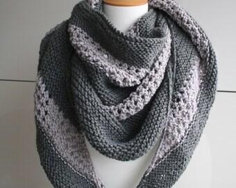 KNITTING PATTERN, scarf knitting pattern 16, wrap knitting pattern, Instant download