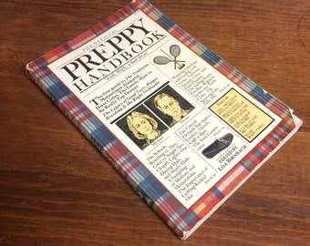 The Official Preppy Handbook by Lisa Birnbach - 1980 Softcover