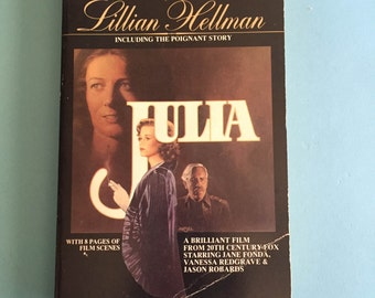 Pentimento: Julia by Lillian Hellman (1974, Paperback)