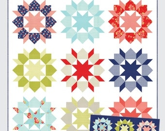 Swoon - Quilt Pattern - Thimble Blossoms - Pattern #142