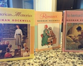 """Vintage Norman Rockwell books 7"""" x 5-1/4"""""""