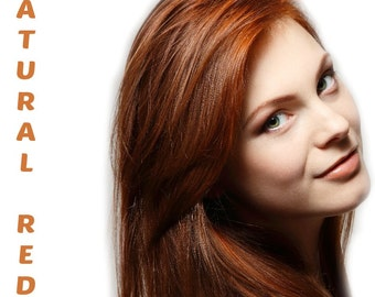 Henna Maiden Natural Red 100% Natural Chemical Free Hair Coloring (806)