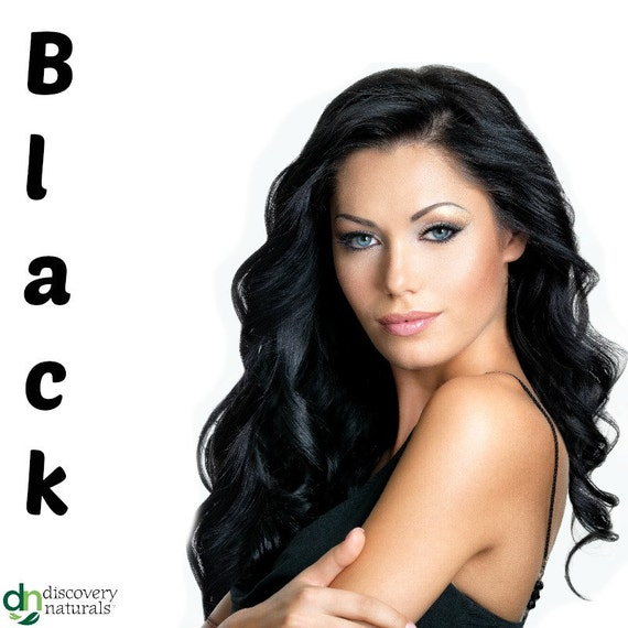 Henna Maiden BLACK 100% Natural Chemical Free Hair & Eyebrow Coloring (808)