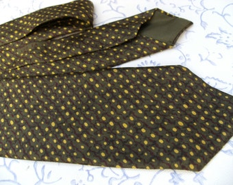 Genuine Vintage Hermes Necktie with Free Shipping