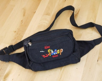 Vintage Walt Disney World Fanny Pack