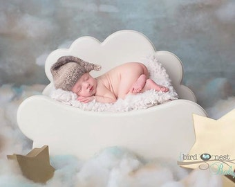 Cloud Photo Prop, Cloud Prop, Newborn Photo Prop, Newborn Photography Prop