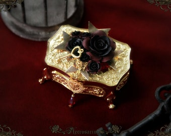 Rose Treasure Box A2716 (20% OFF)