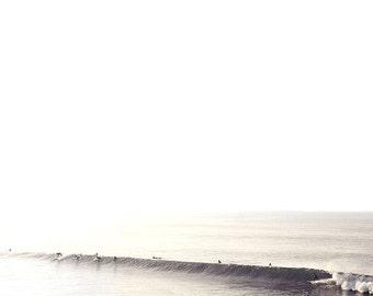 Home decor, Surf,Beach, Ocean, Large Art, California, Minimalist Art, Large Prints, Large Art