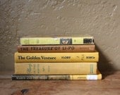 Golden Yellow Book Collection