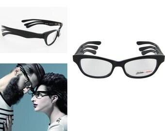 Jean Paul GAULTIER by MIKLI Avant-garde Eyeglasses Frame