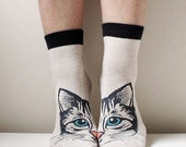 Cute Socks Women Socks Ankle Socks Cat Socks Christmas Socks Animal Socks Ladies Casual Cotton Socks Girl Socks Fun Socks Funny Socks