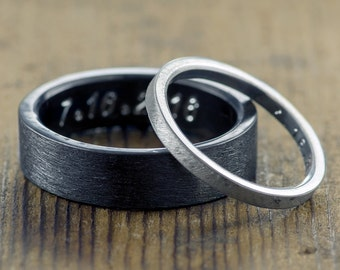 etsy wedding rings wedding bands etsy 3942
