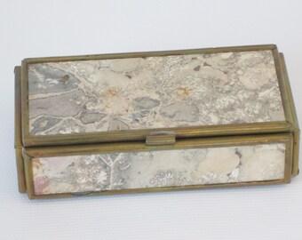 Chalcedony Trinket Box