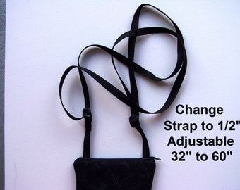 Change Parachute Cord Strap to Adjustable Strap