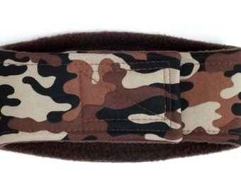 XXS Belly Band for male dogs with incontinence or marking issues