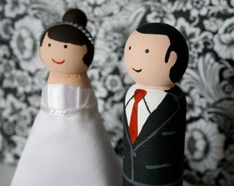 CLEARANCE- Handmade Cake Topper - Personalization available