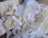 Lace Bulk Lot Over 34 Yards