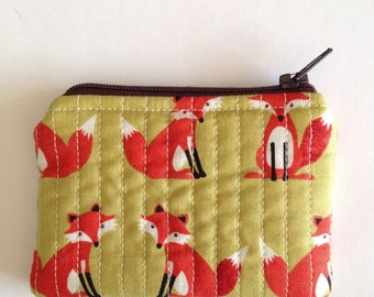 Small FOXY Pouch