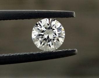 0.34 Carat Loose Round Brilliant Diamond GIA Certified