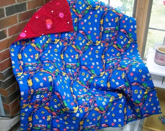 Road Runner Quilted Play Mat