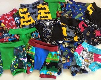 Toddler Underwear - Boxers - Briefs