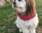 Dog snoods Pet Lovers Gifts, pet stocking stuff, Doggie Clothes, Puppy, dog collar, Pet Accessories, pet stocking, Small Animal Scarves