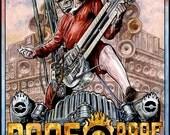 Doof Warrior Print